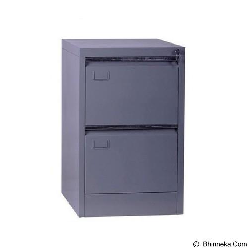VIP Filing Cabinet 2 Laci [V 302] (Merchant) - Filing Cabinet / Lemari Arsip