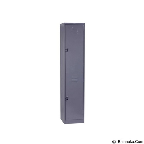 VIP Loker 2 Pintu [V 402] (Merchant) - Filing Cabinet / Lemari Arsip