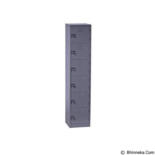 VIP Loker 6 Pintu [V 406] (Merchant) - Filing Cabinet / Lemari Arsip