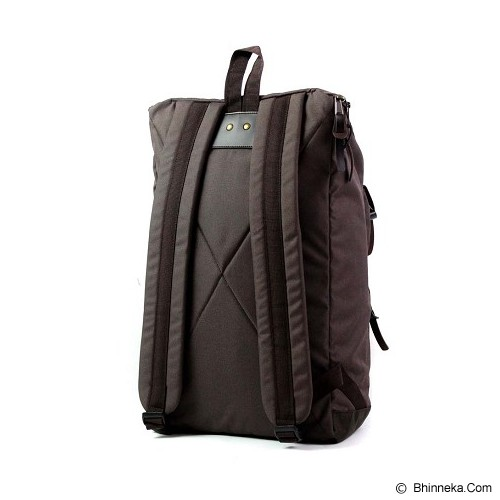 VISVAL Majestic - Brown - Backpack Pria