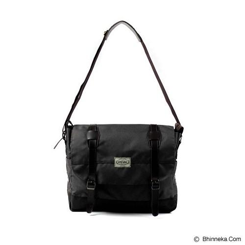 VISVAL Massive - Black - Cross-Body Bag Wanita