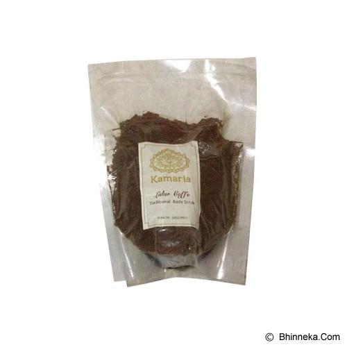 VITAHER Kamaria Traditional Body Scrub 500gr -Coffee - Lulur Tubuh / Body Scrub