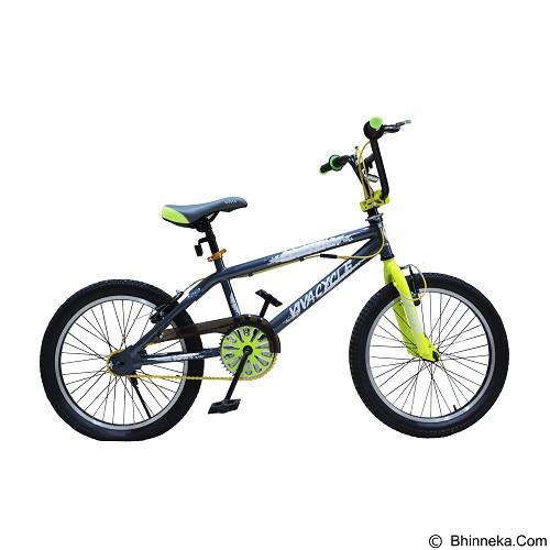 VIVACYCLE BMX FS 02 - Yellow (Merchant) - Sepeda Gunung / Mountain Bike / Mtb