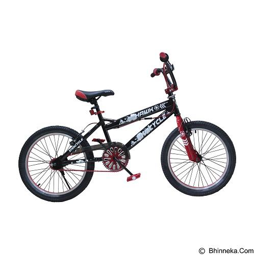 VIVACYCLE BMX Fly 07 - Red (Merchant) - Sepeda Gunung / Mountain Bike / Mtb