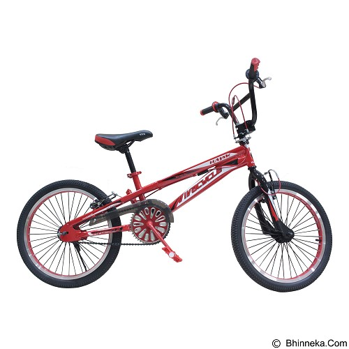VIVACYCLE BMX NVMT - Red (Merchant) - Sepeda Gunung / Mountain Bike / Mtb