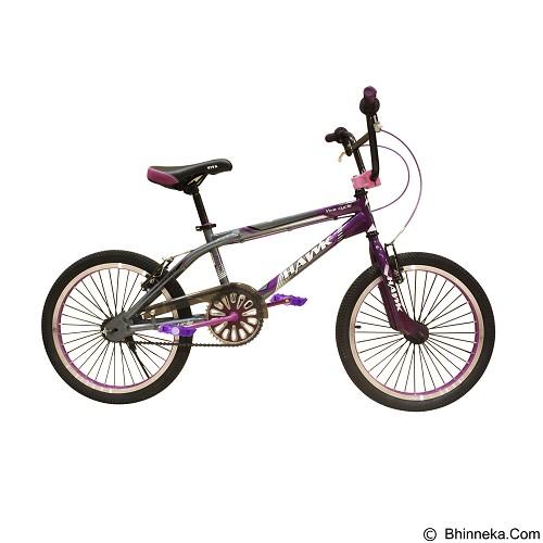 VIVACYCLE BMX VMT - Purple (Merchant) - Sepeda Gunung / Mountain Bike / Mtb