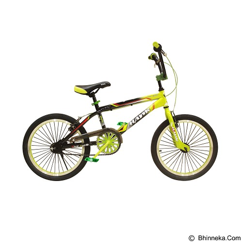 VIVACYCLE BMX VMT - Yellow (Merchant) - Sepeda Gunung / Mountain Bike / MTB