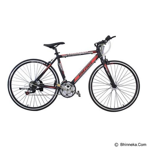 VIVACYCLE Camaro 700 - Black (Merchant) - Sepeda Kota / City Bike