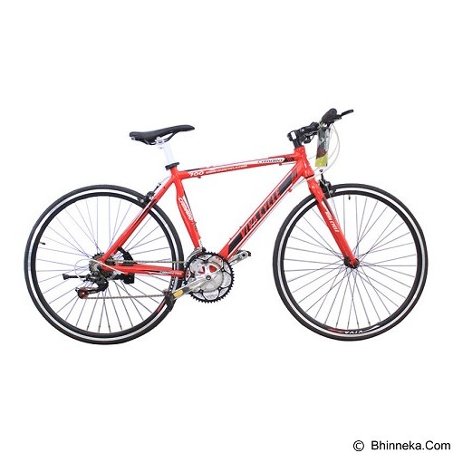 VIVACYCLE Camaro 700 - Red (Merchant) - Sepeda Kota / City Bike