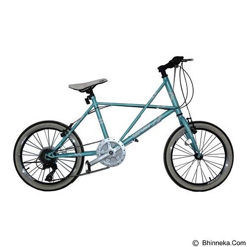 VIVACYCLE Mini Racing Zero 23 - Blue (Merchant) - Sepeda Kota / City Bike
