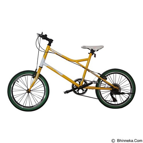 VIVACYCLE Mini Racing Zero 26 - Yellow(Merchant) - Sepeda Kota / City Bike