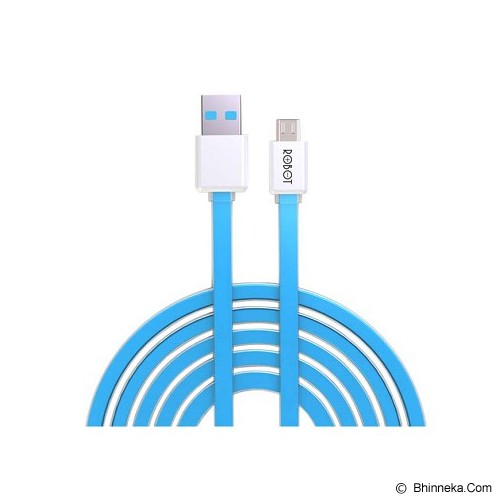 VIVAN Kabel Robot [RJM100] - Blue - Cable / Connector Usb