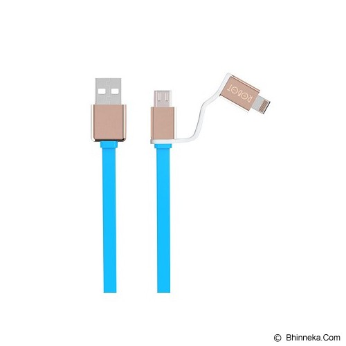VIVAN Kabel Robot [RLM100] - Blue - Cable / Connector Usb