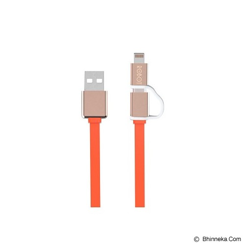 VIVAN Kabel Robot [RLM100] - Orange - Cable / Connector Usb