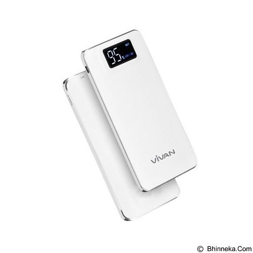 VIVAN Power Bank 11000mAh [D11] - White (Merchant) - Portable Charger / Power Bank