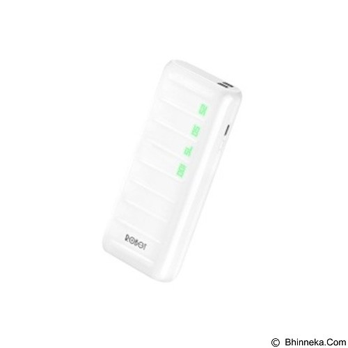 ROBOT Powerbank 13000mAh [RT310] - White (Merchant) - Portable Charger / Power Bank