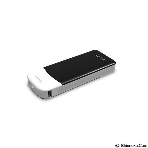 ROBOT Powerbank 13200mAh [RT400] - Black (Merchant) - Portable Charger / Power Bank