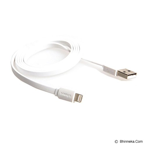 VIVAN Terminal Pin Flat Cable for iPhone 5 [CL100] - White (Merchant) - Cable / Connector Usb
