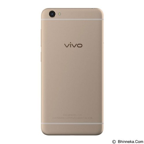 VIVO Y55 - Gold (Merchant) - Smart Phone Android