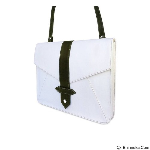 VONA Kin Clutch - White (Merchant) - Clutches & Wristlets Wanita