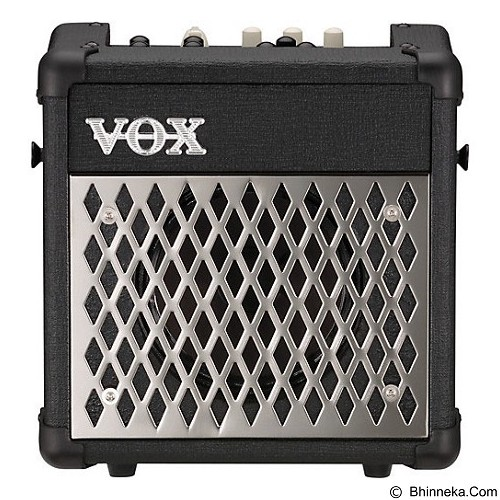 VOX Guitar Amplifier Mini 5 Rhythm [MINI5 RM] - Gitar Amplifier