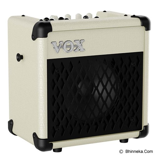 VOX Guitar Amplifier Mini 5 Rhythm [MINI5 RMIV] - Ivory - Guitar Amplifier