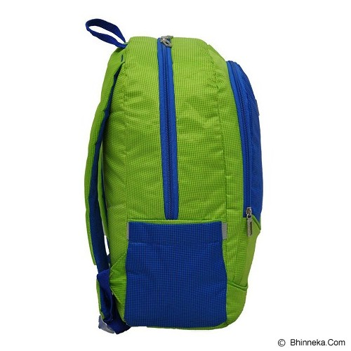 VOYAGER Ransel Laptop [7811] - Green - Notebook Backpack