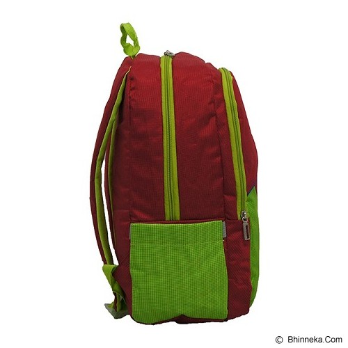 VOYAGER Ransel Laptop [7812] - Red - Notebook Backpack