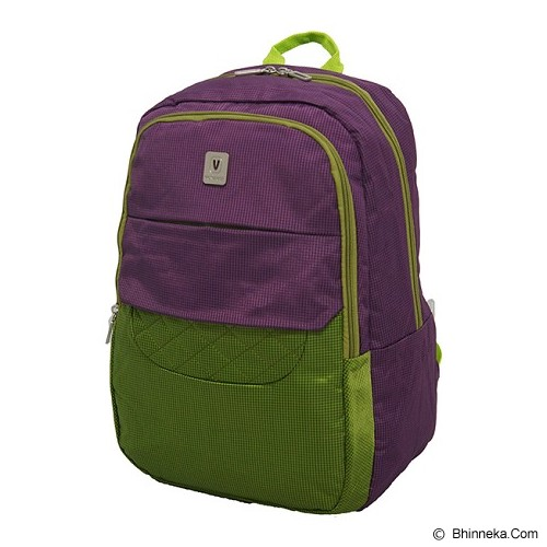 VOYAGER Ransel Laptop [7813] - Purple - Notebook Backpack