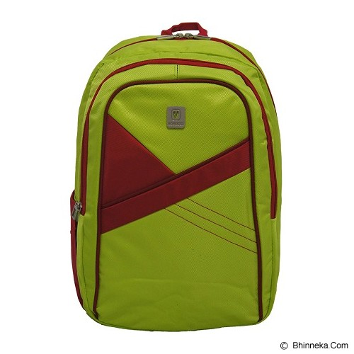 VOYAGER Ransel Laptop [7822] - Green - Notebook Backpack