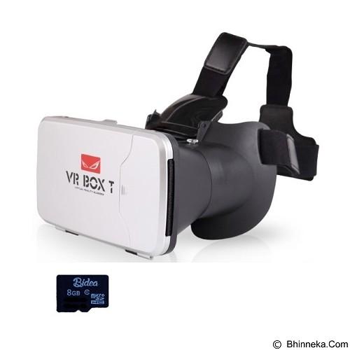 VR BOX 2nd Generation Cardboard Virtual Reality [PVBTV2] (Merchant) - Gadget Activity Device
