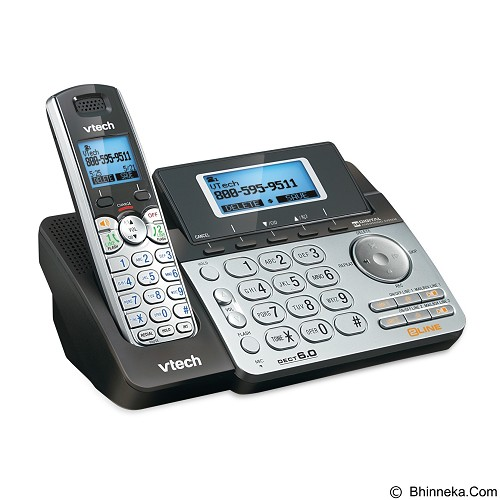 VTECH Cordless Phone [DS6151] - Black - Wireless Phone