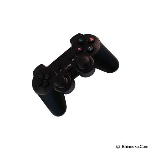 VZTEC USB 2.0 Double Shock Controller Game Pad Joystick Model [VZ-GA6002] (Merchant) - Gaming Pad / Joypad