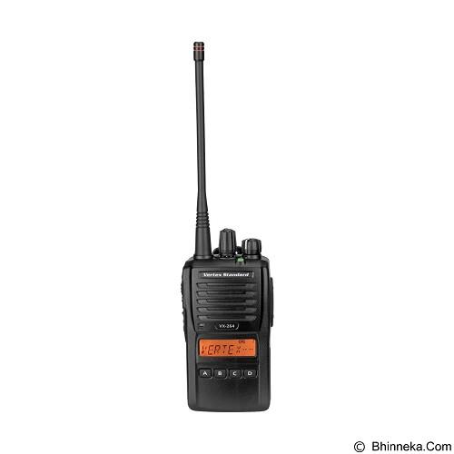 Vertex Standard Standard Portable Radios VHF: 150-163 MHz [VX-264] - Handy Talky / Ht