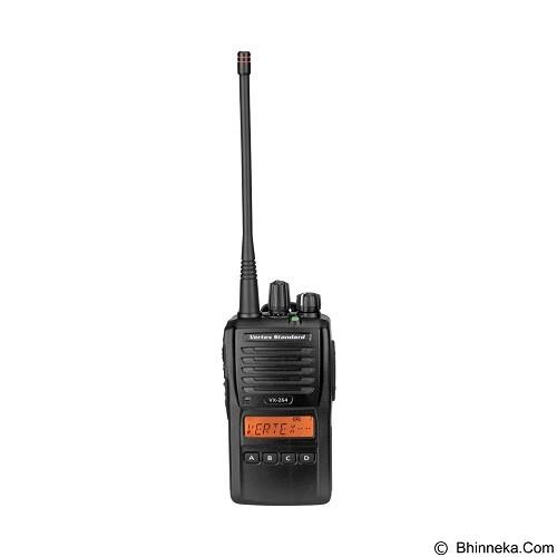 Vertex Standard Standard Portable Radios UHF: 403-470 MHz [VX-264] - Handy Talky / Ht