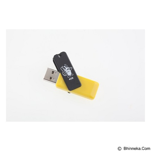 W-Stor Flashdisk T-Sop 4GB (Merchant) - Usb Flash Disk Basic 2.0