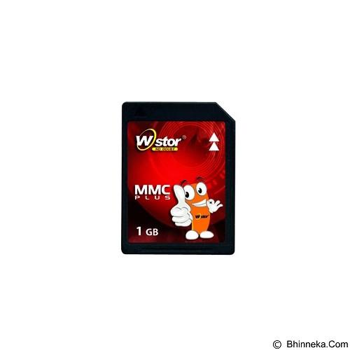 W-Stor MMC Plus 1GB (Merchant) - Secure Digital / Sd Card
