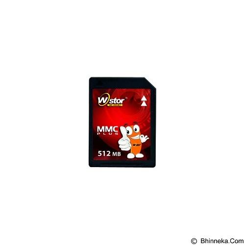 W-Stor MMC Plus 512MB (Merchant) - Secure Digital / Sd Card