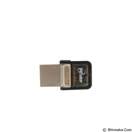 W-Stor USB 2.0 Snap Dual OTG 32GB (Merchant) - Usb Flash Disk Dual Drive / Otg