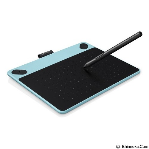 WACOM Intuos Draw [CTL490BO] - Blue - Digital Drawing / Tablet