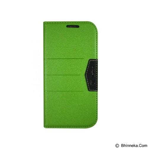 WALLSTON Beautiful Bright Leather Case for Andromax U2 - Green (Merchant) - Casing Handphone / Case