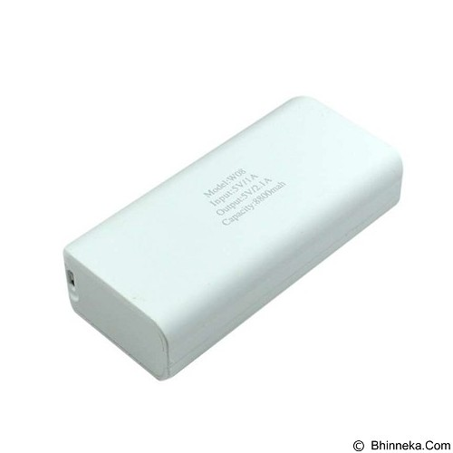 WALLSTON Powerbank 8800mAh [PBWL8800-02] - White - Portable Charger / Power Bank