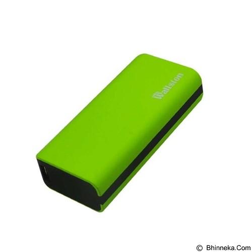 WALLSTON Powerbank 8800mAh [PBWL8800-06] - Green - Portable Charger / Power Bank