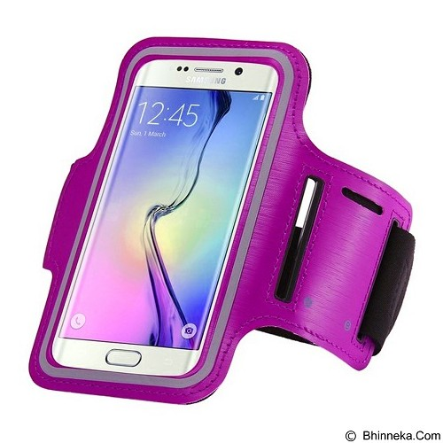 WANKY CELL Armband M Phone Running - Pink (Merchant) - Arm Band / Wrist Strap Handphone