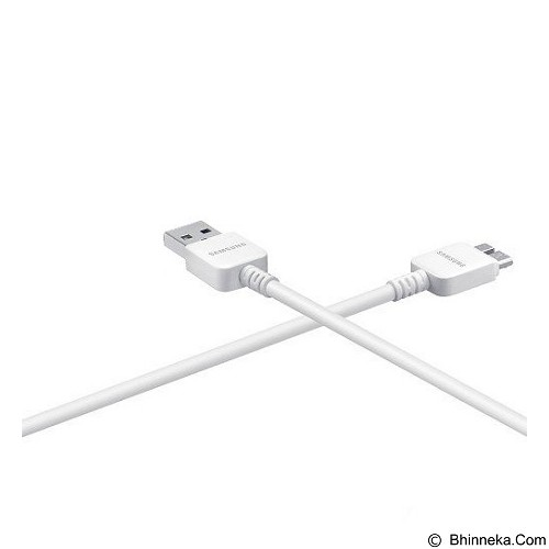 WANKY CELL Data Cable Samsung Galaxy Note 3 - White - Cable / Connector Usb