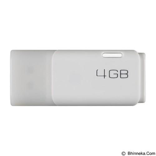 WANKY CELL Flashdisk 4GB - White (Merchant) - Usb Flash Disk Basic 2.0