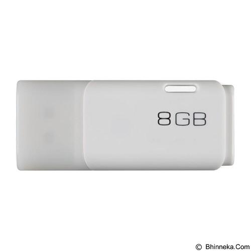 WANKY CELL Flashdisk 8GB - White (Merchant) - Usb Flash Disk Basic 2.0