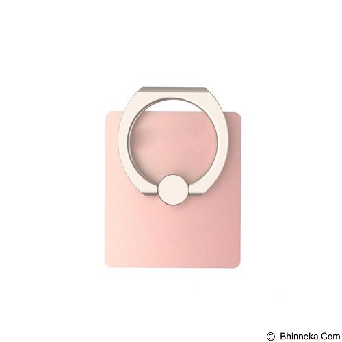 WANKY CELL Ring Stand Phone for Apple - Rose Gold (Merchant) - Gadget Docking