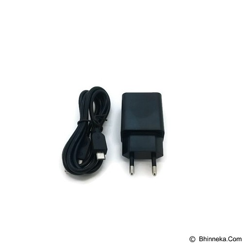 WANKY CELL Travel Charger Lenovo Micro USB - Black - Charger Handphone