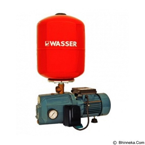 WASSER Pompa Semi Jetpump PW 381 EA (Merchant) - Mesin Pompa Air